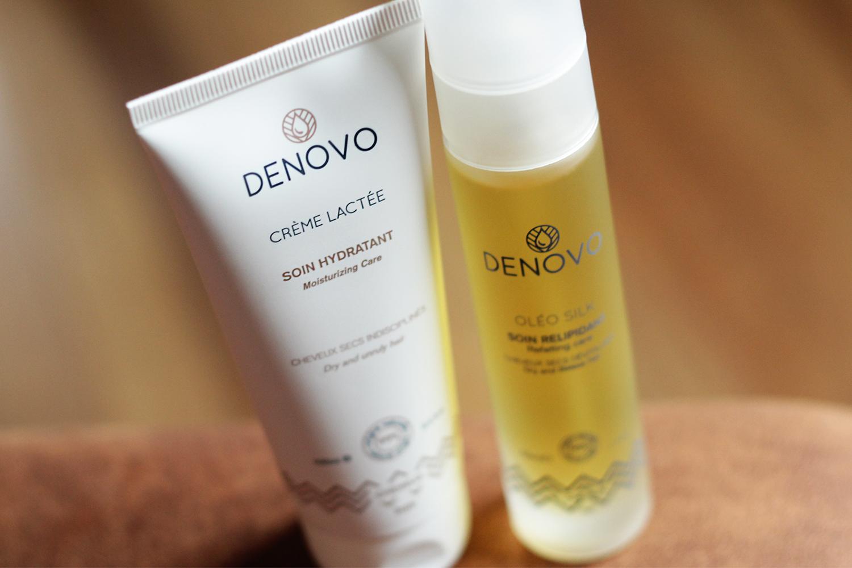 Crème Lactée & Oléo Silk - Denovo